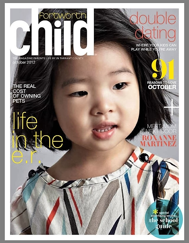 DFW Child Cover 2012